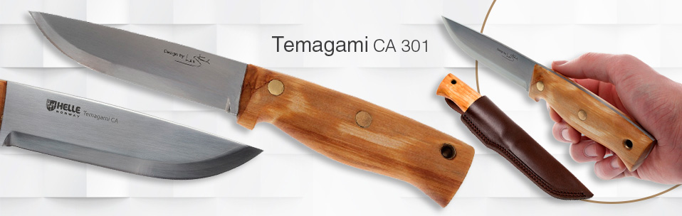 Нож Helle Temagami CA 301