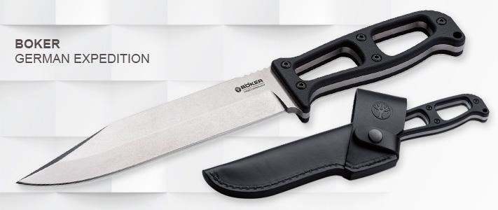 Нож Boker German Expedition