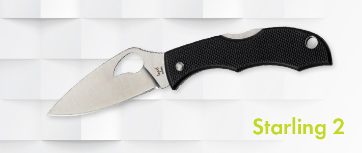 Нож Spyderco Byrd Starling 2