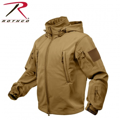 Куртка «tactical & concealed soft shell», цвет «coyote brown»
