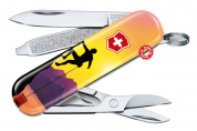 "Складной нож Victorinox Classic Limited Edition 2020 ""Sports World"" 0.6223.L2004"