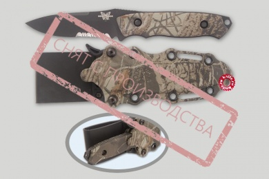 Нож Benchmade Nimrauvis Cub Real Tree 145SBTRT