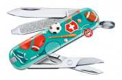 "Складной нож Victorinox Classic Limited Edition 2020 ""Sports World"" 0.6223.L2010"