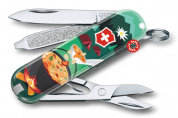 "Нож брелок Victorinox ""Swiss Mountain Dinner"" 0.6223.L1907"