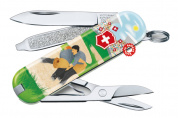 "Складной нож Victorinox Classic Limited Edition 2020 ""Sports World"" 0.6223.L2009"