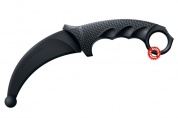 Нож тренировочный Cold Steel Karambit Rubber Trainer 92R49Z