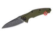 Складной нож Kershaw Bareknuckle 7777OLBW