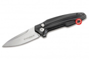 Складной нож Boker Magnum Final Flick Out Black 01SC062