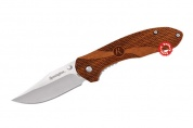 Нож Buck R40001 Liner Lock Large Wood Handle