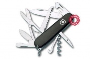 Складной нож Victorinox Huntsman black 1.3713.3