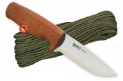Набор Helle 48 G Fjellbekk + Паракорд Atwood Rope MFG OD Green 550 RG102S