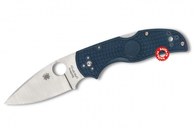 Складной нож Spyderco Native 5 Cobalt Blue FRN CPM-SPY27 41PCBL5
