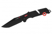 Складной нож SOG Trident Mk3 Black-Red Tanto 11-12-04-41